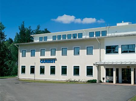 Cambist headquarters at Stockholmsvägen 59 Norrtälje