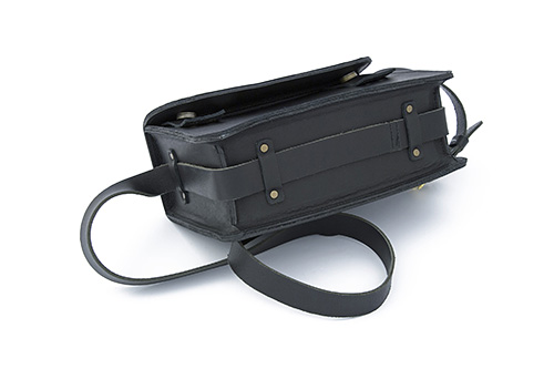 Cambist drivers and conductors leather bag item no.307